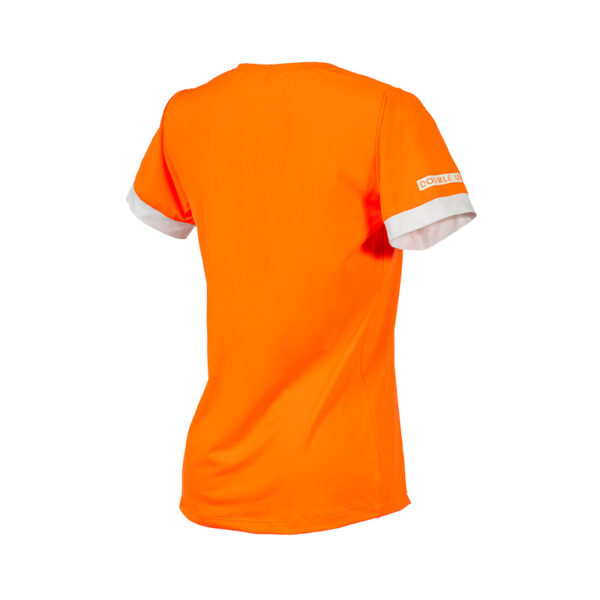 109-Double-U-tshirt-performance-arancio-retro